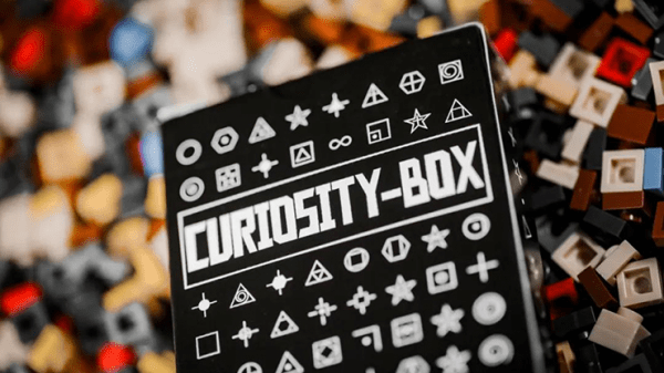 Curiosity Box by TCC