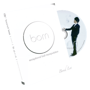 Born DVD par Bond Lee