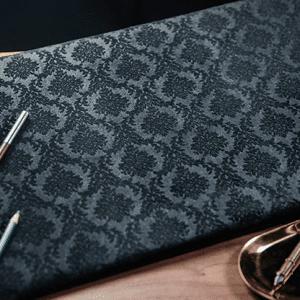 Luxury pad noir
