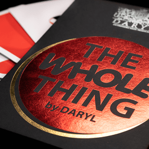 The (W)Hole Thing