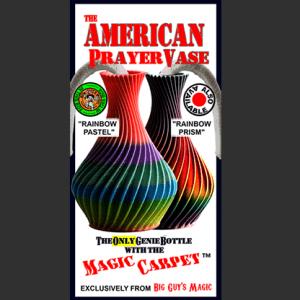 The American Prayer Vase Genie Bottle