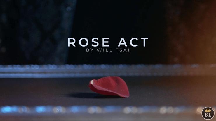 Visual Matrix AKA Rose Act Elegant Gold par Will Tsai et SansMinds